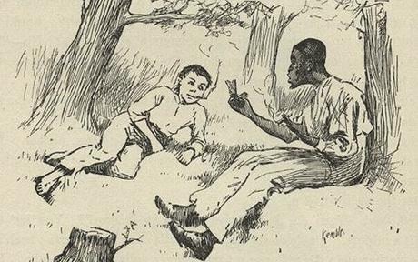 The societal influence of mark twain on the character of huckleberry finn