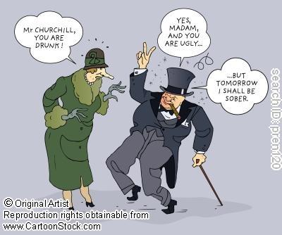 Old Fashioned British Swear Words