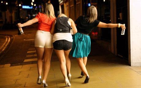 Paris teen model stockings