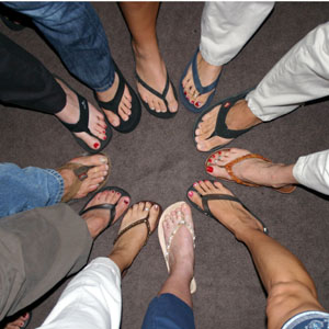 group-flip-flops