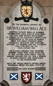 wallace sir