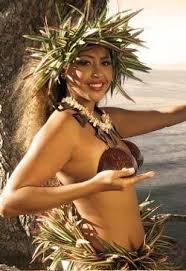 coconut bra