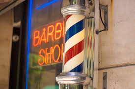 barbe pole