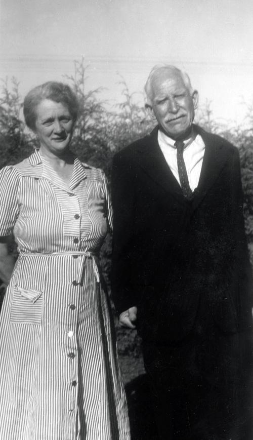 grannie and granddad