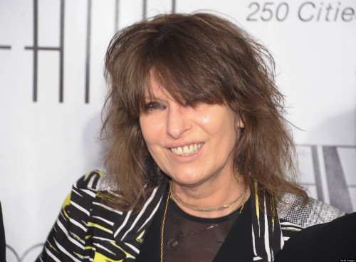 NEW YORK, NY - JUNE 16:  Musician Chrissie Hynde attends the 42nd annual Songwriters Hall of Fame Induction Ceremony at The New York Marriott Marquis on June 16, 2011 in New York City.  (Photo by Michael Loccisano/Getty Images)
