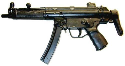 mean gun